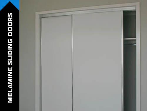 Melamine Sliding Doors