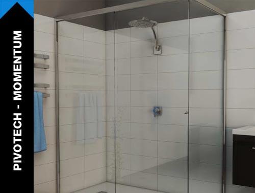 Momentum Showerscreen