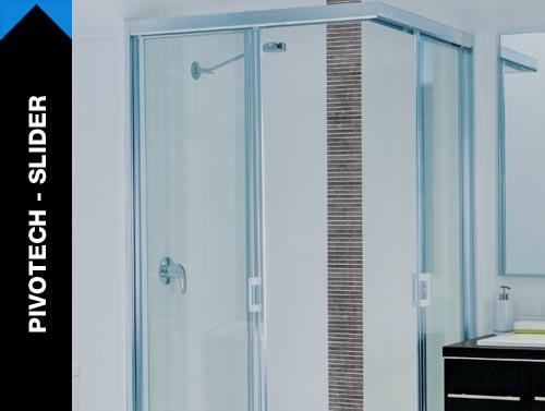 Slider Showerscreen